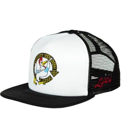LRG Lifted House Of Research Hat