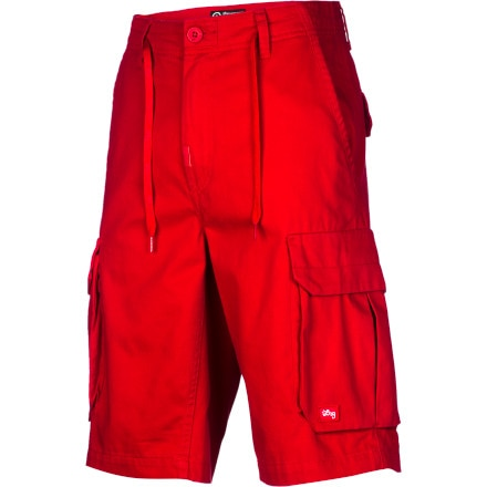 LRG Building Futures Classic Cargo Short - Men's