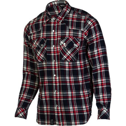 LRG Trailhead Shirt - Long-Sleeve - Men's