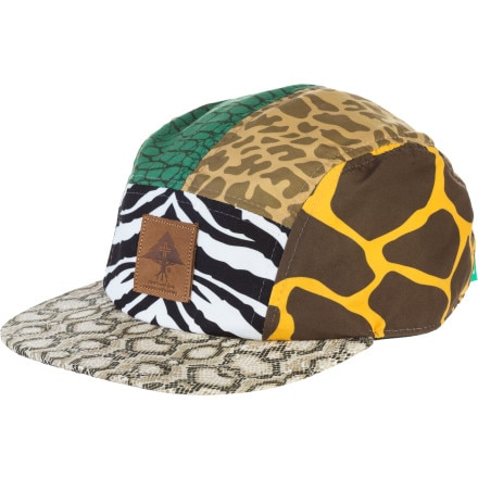 LRG Savage Safari 5-Panel Hat