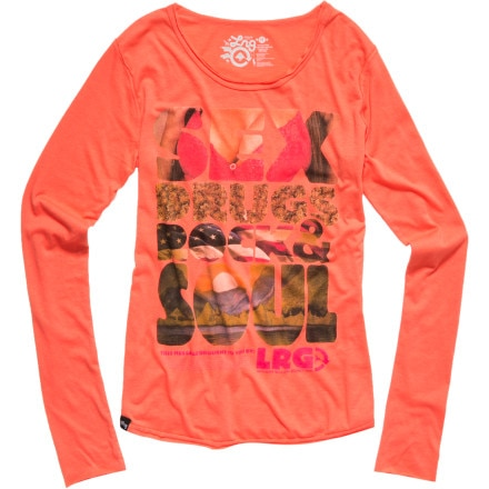 LRG Soul Search T-Shirt - Long-Sleeve - Women's