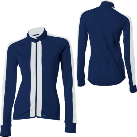 Luna Sports Clothing Stripe Jersey - Long-Sleeve - Women's
