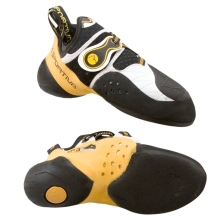 La Sportiva Solution Climbing Shoe - Discontinued Rubber
