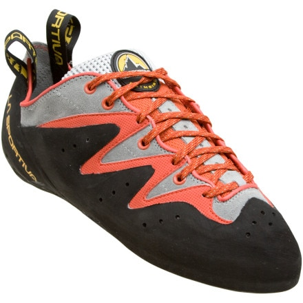 photo: La Sportiva Scorpion climbing shoe