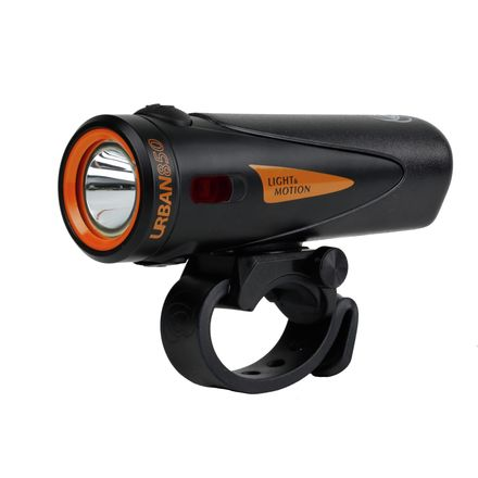 Light & Motion Urban 850 Trail FastCharge Head