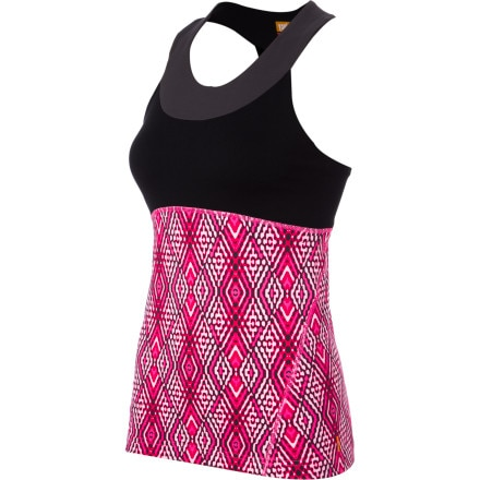 Lucy Novelty Balance Tank Top - Women's