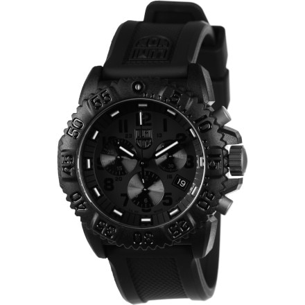 Luminox navy seal colormark chronograph 3080 series watch for Watches navy seals use