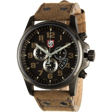 Luminox Field Atacama Chronograph 47mm 1880 Series Watch - Retired