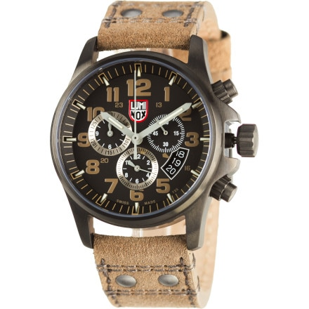 Luminox Field Atacama Chronograph Alarm 42mm 1840 Series Watch - Retired