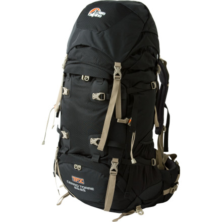 photo: Lowe Alpine TFX Cerro Torre 65+15 weekend pack (3,000 - 4,499 cu in)