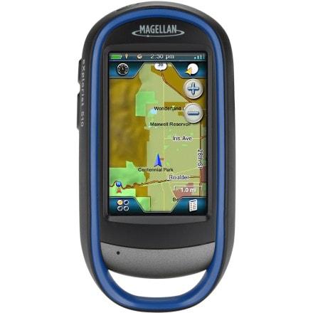 Magellan Explorist 510 North America GPS