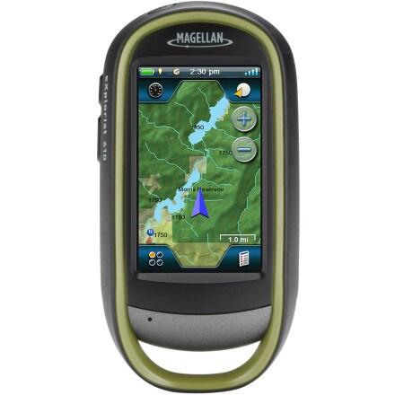 Magellan Explorist 610 United States GPS