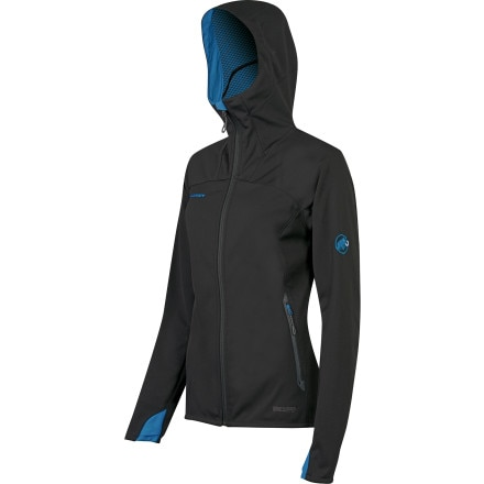Mammut Ultimate Hooded Softshell Jacket - Women's