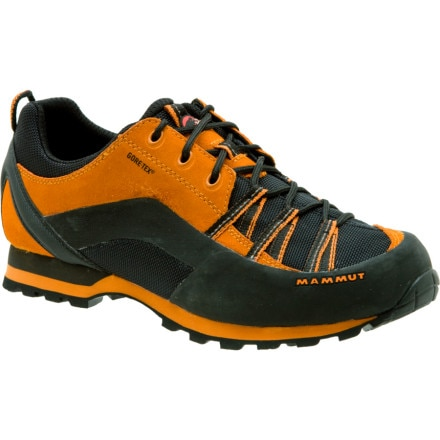 photo: Mammut Mt. Nebo GTX approach shoe