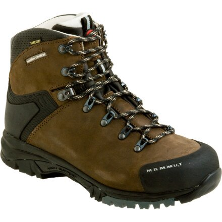 photo: Mammut Mt. Crest GTX backpacking boot