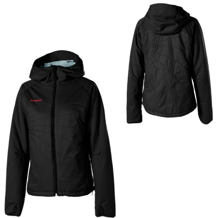 photo: Mammut Women's Stratus Hybrid Jacket soft shell jacket