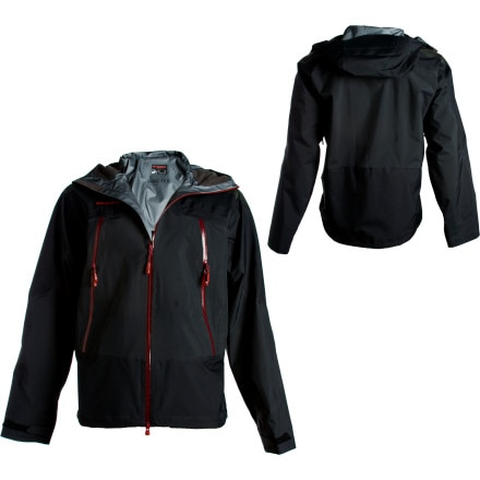 photo: Mammut Albaron Jacket waterproof jacket
