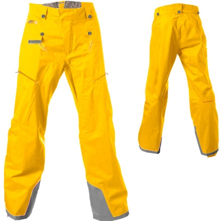 photo: Mammut Dobson SX Pant snowsport pant