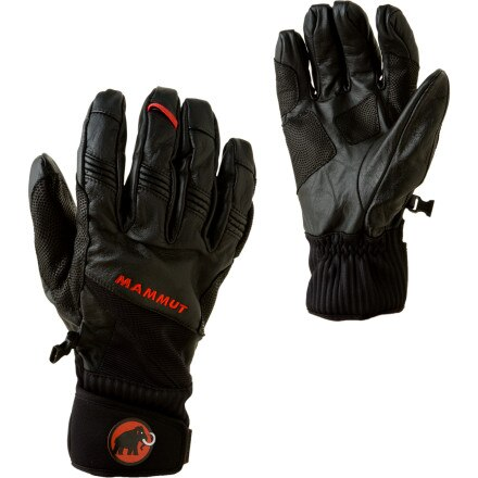 photo: Mammut Guide Radial Glove insulated glove/mitten