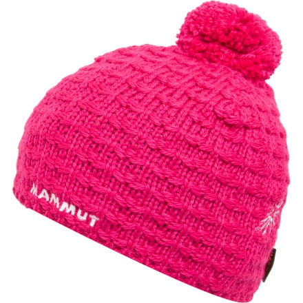 photo: Mammut Unisex Pommel Beanie
