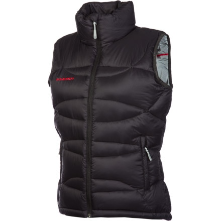 photo: Mammut Pilgrim Vest down insulated vest