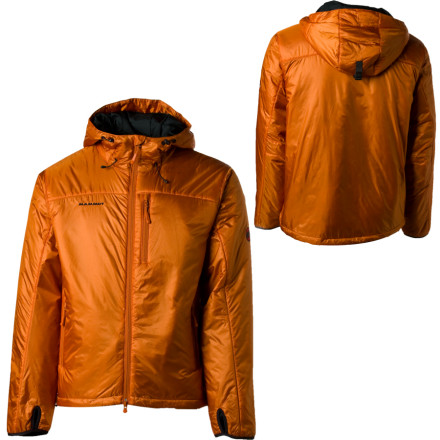 photo: Mammut Stratus Flash Jacket synthetic insulated jacket