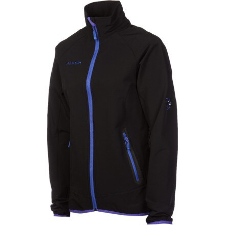 photo: Mammut Rundle soft shell jacket