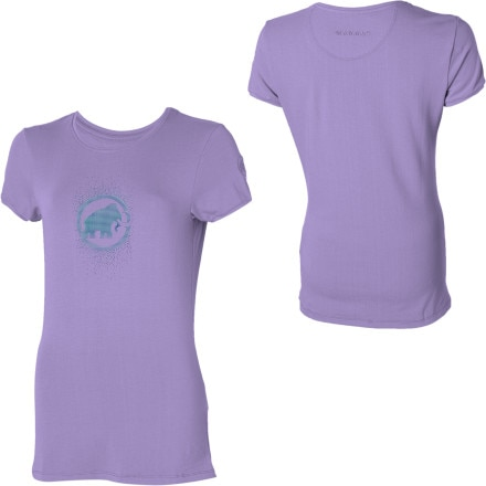 photo: Mammut Adelina T-Shirt short sleeve performance top