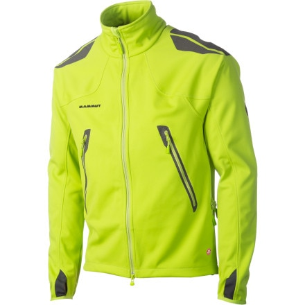 photo: Mammut Ultimate Advanced Jacket soft shell jacket