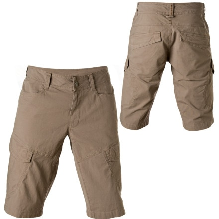 photo: Mammut Rock Short hiking short