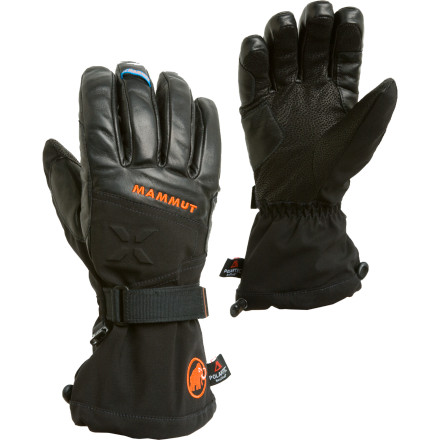 photo: Mammut Gipfelgrat Glove insulated glove/mitten