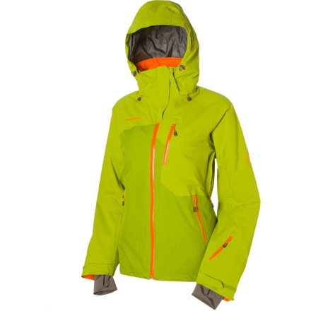 photo: Mammut Naspa Jacket snowsport jacket