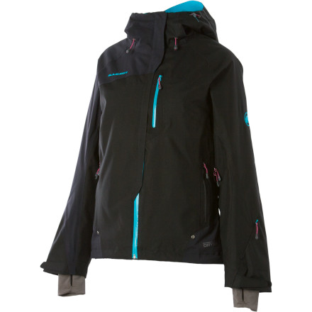 photo: Mammut Rocca Jacket snowsport jacket