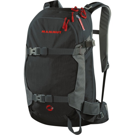 photo: Mammut Nirvana Ride Avalanche Package avalanche beacon