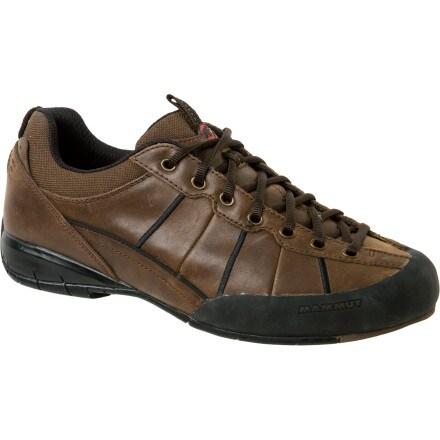 photo: Mammut Palisade DLX approach shoe