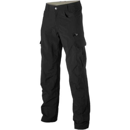 photo: Mammut Consus Pants hiking pant