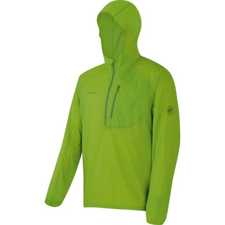 photo: Mammut Wing Half-Zip Jacket wind shirt