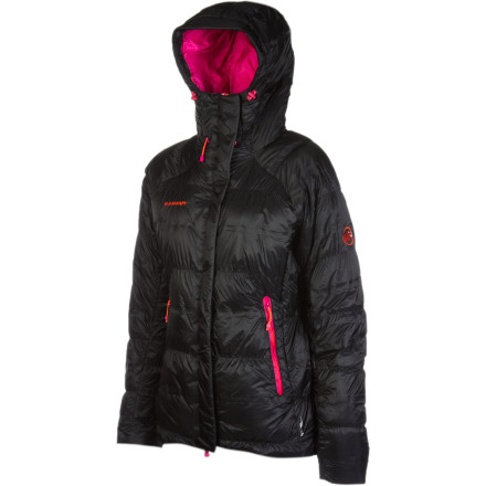photo: Mammut Biwak Jacket down insulated jacket
