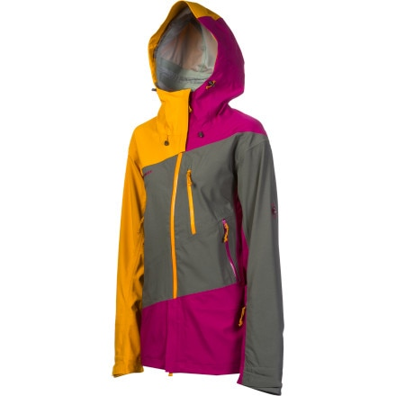 photo: Mammut Shana Jacket