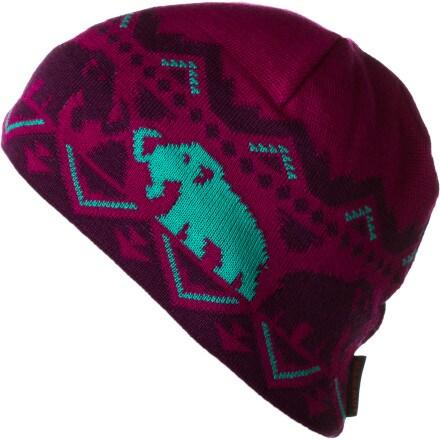 photo: Mammut Merino Beanie winter hat