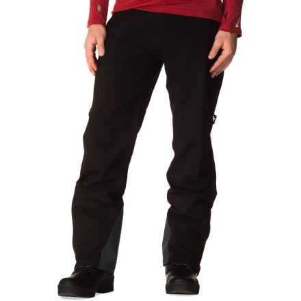 photo: Mammut Castor Pants