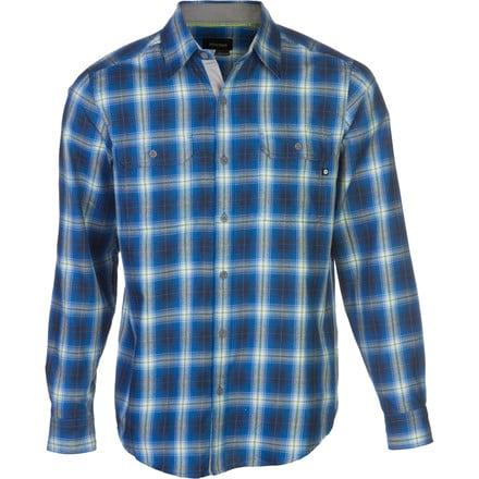 Marmot southside flannel shirt long sleeve men 39 s for 9 oz flannel shirt