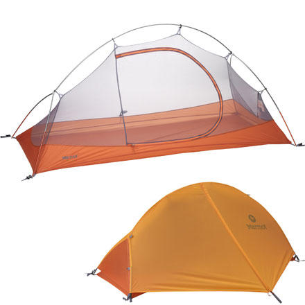 Marmot Eos Tent: 1-Person 3-Season