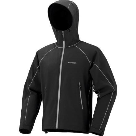 photo: Marmot Men's Genesis Jacket soft shell jacket