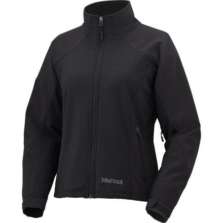 photo: Marmot Women's Sharp Point Jacket soft shell jacket