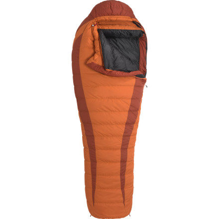 photo: Marmot Never Summer EQ 3-season synthetic sleeping bag