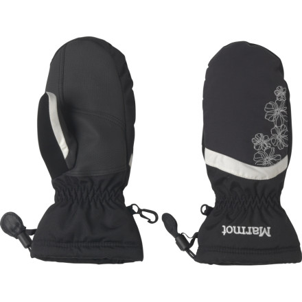 photo: Marmot Girls' Glade Mitt