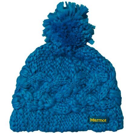 Marmot Chunky Pom Hat - Girls'