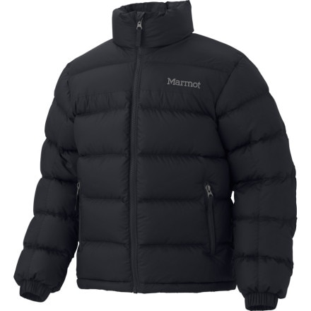 photo: Marmot Boys' Guides Down Sweater down insulated jacket