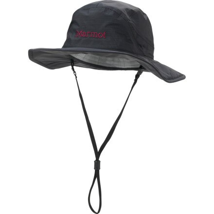 photo: Marmot Women's PreCip Safari Hat rain hat